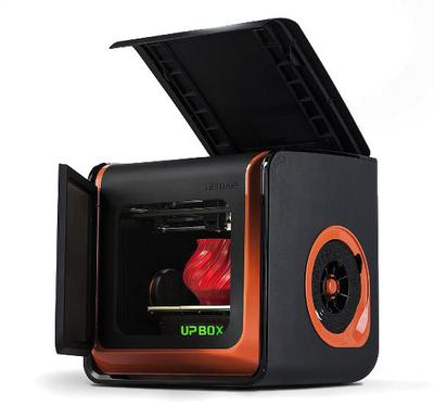 Tiertime Up Box+ 3D Printer High Precision ABS Big Build Volume Full Enclosure Auto Leveling Auto Calibration WIFI цена 2017
