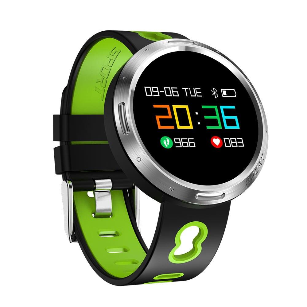 HIPERDEAL 2017 Hot Sale Smart Bracelet Heart Rate Blood Pressure Blood Oxygen Sleep Monitoring Master Designer Dropship 171023