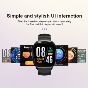 Image 4 - Women Smart Watch Sport Fitness Tracker Heart Rate Monitor Smartwatch Bluetooth Music Control Waterproof Watch For Android