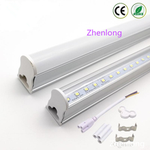 2ft 3ft T5 Led Tube Lights 4ft 22W LED Tubes SMD 2835 Fluorescent Light Warm/Natrual/Cool White AC85-265V