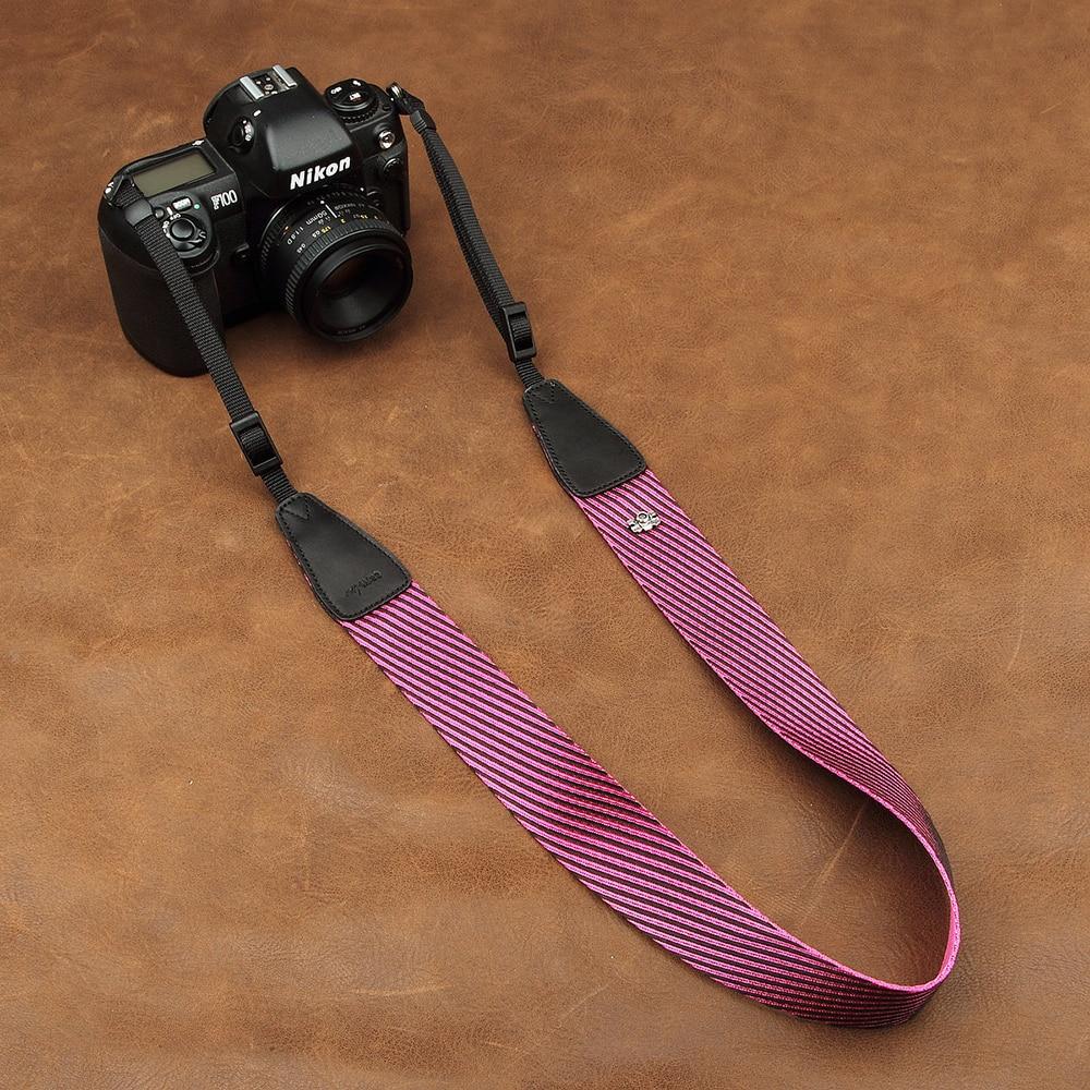 Cam-in 8326 Micro Single Camera Strap Digital SLR Lanyard Comfortable Colored Nylon