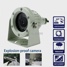Mini Explosion-proof Camera Sony CCD System IP67