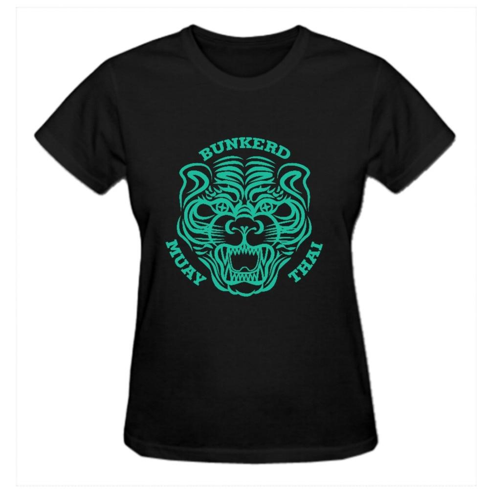 Rttmall Symbol Printed Crewneck Martial Art Tshirt His And Hers