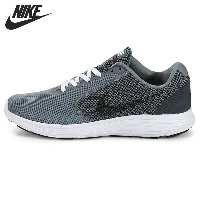 Original New Arrival 2018 NIKE REVOLUTION 3 Men's Running Shoes Sneakers серьги коюз топаз серьги т742024486 02