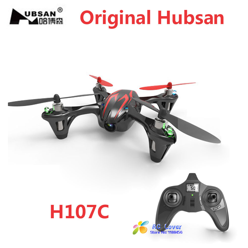 Best Price Original Hubsan X4 H107C 4CH RC Quadcopter With Camera RTF 2.4GHz