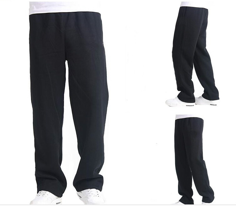 Pantalones Hombre 2018 New Arrival Jogging Sweatpants Men Casual Loose Sport Pants Plus Size Running Trousers Mens Slim Joggers