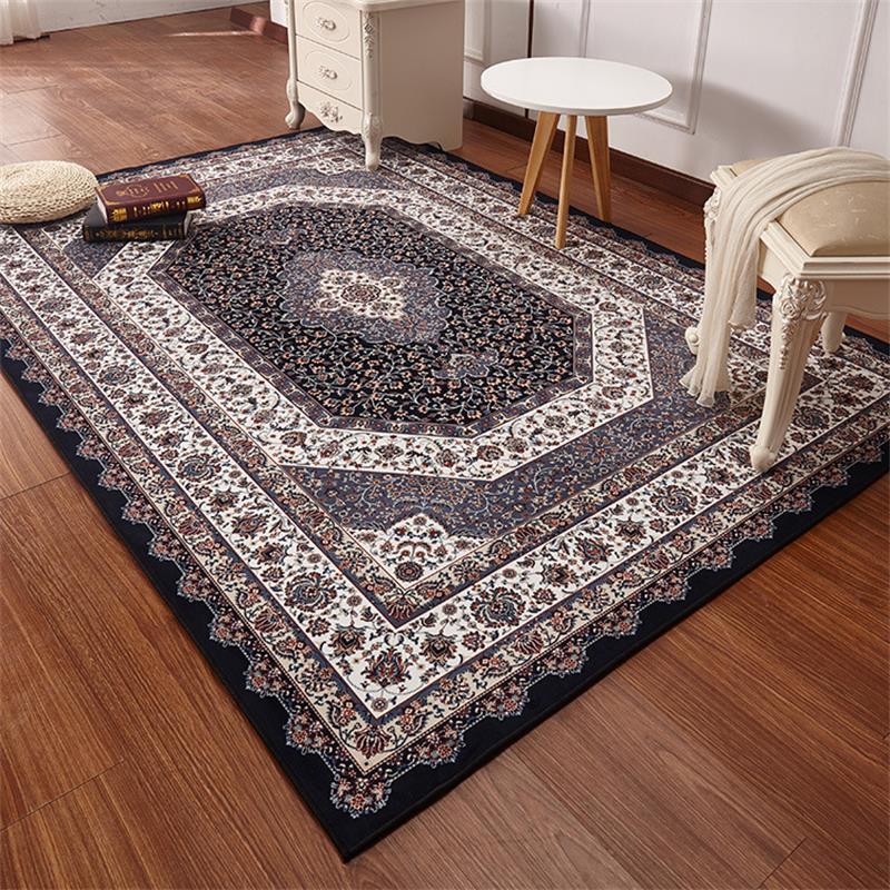 Karpet Persia untuk Ruang Tamu Besar 200X290 Cm Karpet Kamar Tidur Karpet  Klasik Turki Karpet Rumah Meja Kopi Lantai Tikar belajar Area Karpet|Karpet|  - AliExpress