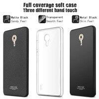 IMAK Surrounded Protection Case for Lenovo ZUK Edge Soft TPU Case Cover for ZUK Edge Full Cover Matte Case with Screen Film