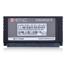 Zheino SSD IDE PATA DOM 44PIN MLC 64GB Industrial Disk On Module Solid State Drives Vertical+Socket