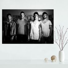 T733 Art Poster The 1975 I Like It When You Sleep Decor