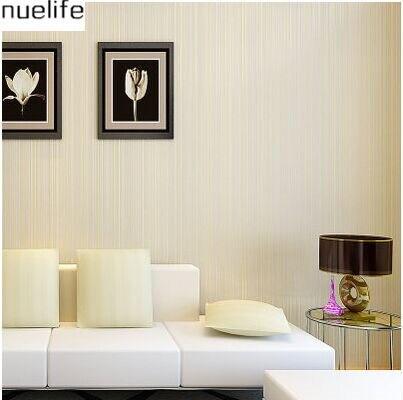 Online-Shop 0,53x10 mt Moderne einfache braunen tapete vertikale ...