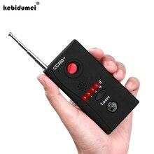 Kebidumei мульти беспроводной объектив камеры детектор сигнала радио волновой сигнал обнаружения камеры полный диапазон WiFi RF GSM устройство Finder CC308