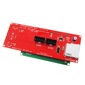 Image 3 - เครื่องพิมพ์3Dชุดโปรโมชั่นสมาร์ทR Eprap 3Dอะไหล่P RinterควบคุมแสดงR Eprapลาด1.4 2004จอแอลซีดีจอแอลซีดี2004ควบคุม