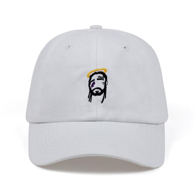 321b6826e2bf7 2018 new Crown angel Caps Men Women Baseball Hat Hip Hop Dad Hats Cotton  Adjustable Fashion Snapback Caps bone high quality