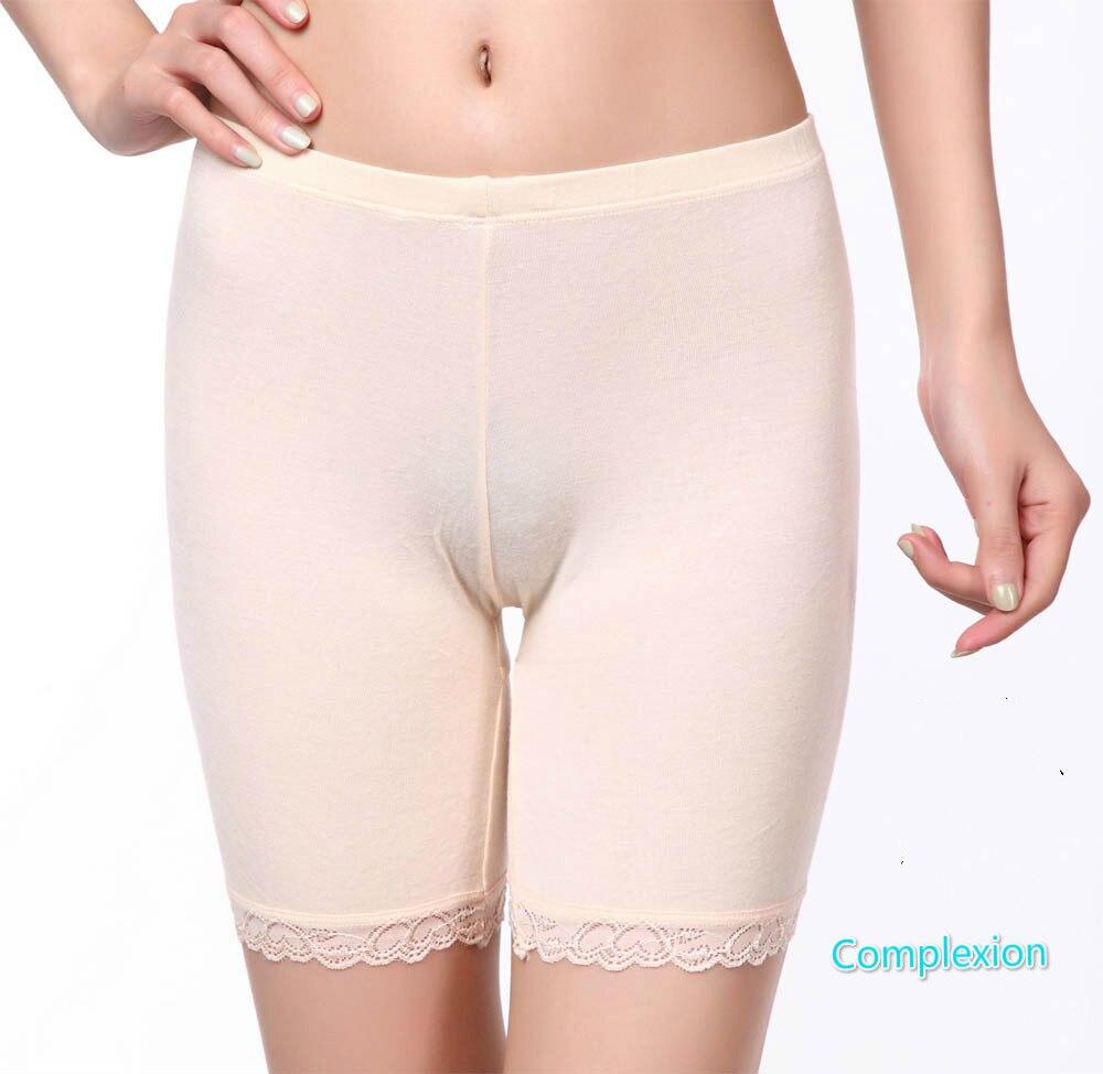 y Safety Short Pants Under Skirts For Women Boyshorts Panties Big