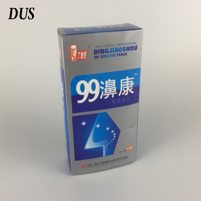 DUS Chinese Traditional Medical Herb Spray Nasal Spray Rhinitis Treatment Nose Care Chronic Rhinitis Sinusitis SprayDUS Chinese Traditional Medical Herb Spray Nasal Spray Rhinitis Treatment Nose Care Chronic Rhinitis Sinusitis Spray
