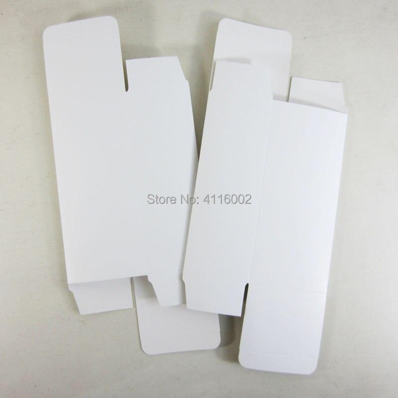 300 pcs 크기: 7.5*6*17 cm 백서 선글래스 포장 상자 에센셜 오일 병 상자 종이 골 판지 상자-에서선물가방&포장용품부터 홈 & 가든 의  그룹 2