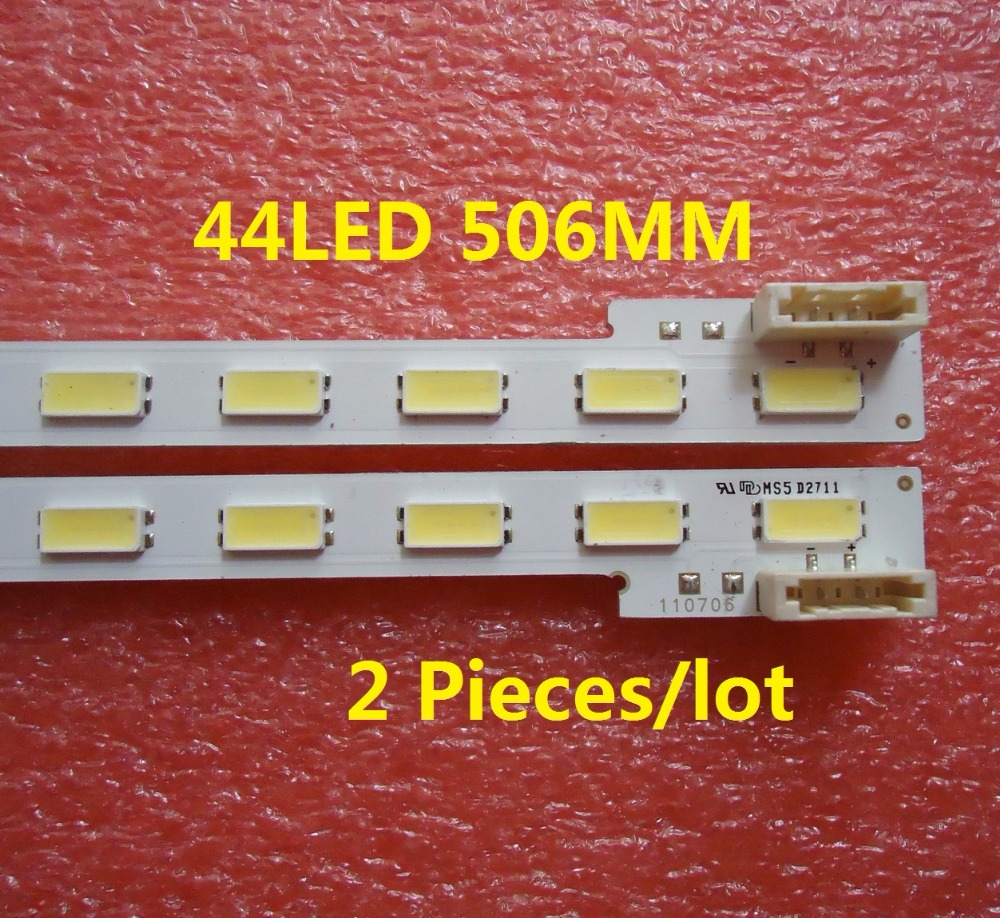 led רצועת lj64 2 חתיכות / הרבה KDL-46EX650 LJ64-03363A LTY460HN05 LED רצועת 2012SLS46 7030 44 506MM R L 44LED (1)
