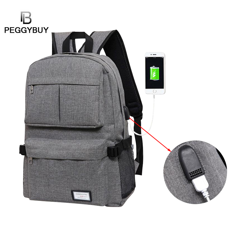 Multifunctional USB charging men 15 inch Laptop backpacks for teen fashion male Mochila Leisure backpack baijiawei men and women laptop backpack mochila masculina 15 inch backpacks luggage