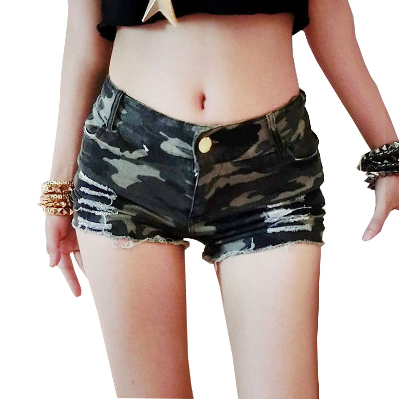 Women Shorts Sexy High Waist Mini Super Stretch Booty Female Shorts Clubwear Summer Beach Party Cute Jeans Denim short feminino Шорты