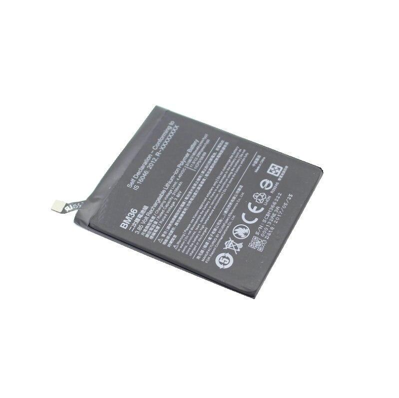 Cell-Phone-Battery Batterie Xiao Mi BM36 3180mah Smart For 5s Mi5s High-Capacity 5pcs/Lot