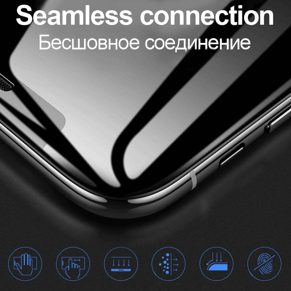 Image 4 - 5D полное покрытие из закаленного стекла для Xiao mi Pocophone F1 mi A2 Lite 8 SE Red mi Note 5 Pro Note5 Индия Global 5 Plus защита экрана-in Защитные стёкла и плёнки from Мобильные телефоны и телекоммуникации on AliExpress