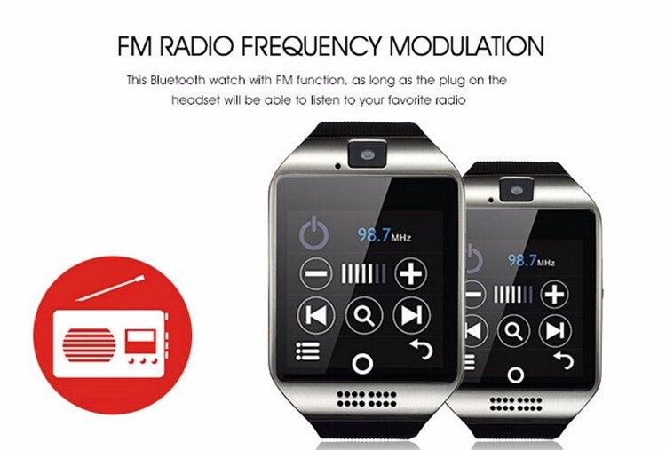 smartwatch Q18 -15