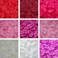 Don's Bridal Wholesale Fashion Wedding Rose Petals Flower 2000pcs/set Wedding Decorations Atificial Flowers Weddings Party