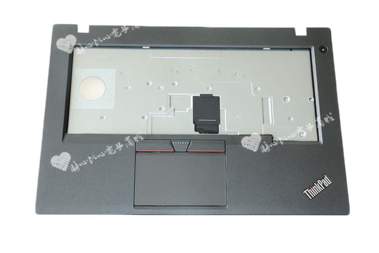 New Original Lenovo Thinkpad L450 Palmrest Keyboard Bezel Cover Upper Case FRU 00HT719 Touchpad w/o FPR new original keyboard bezel palmrest cover for lenovo thinkpad t440s uma with nfc with touchpad fingerprint reader 04x3880