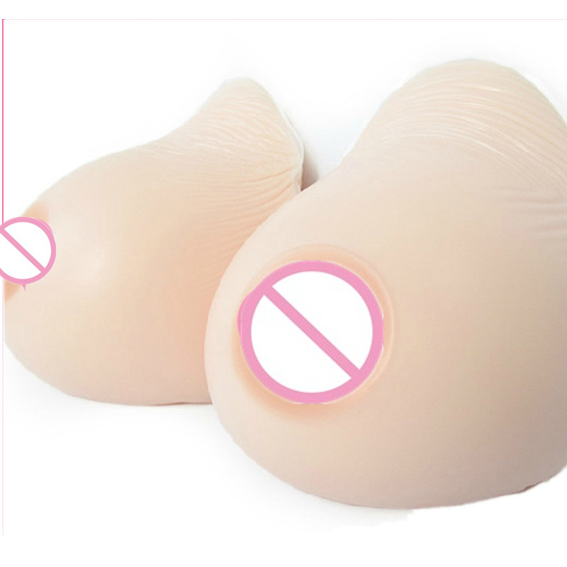 free shipping ,cheap wholesell Silicone Breast Forms 32 -34 Realistic With nipple Crossdresser 1000g Sz7 hot hot sexy boob браслеты indira браслет с камнем silver
