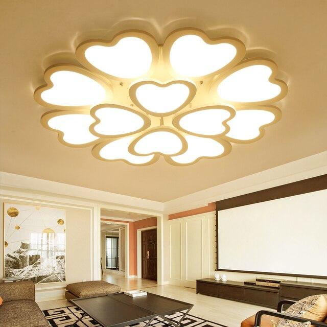 Moderne plafond verlichting deckenleuchten lamparas de techo home ...