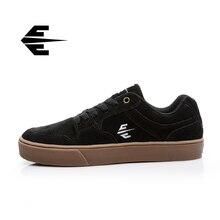 Adult Skateboarding Shoes Men Leisure Anti-Fur FALLEN Roach Chocolate Color Skateboard Sneakers