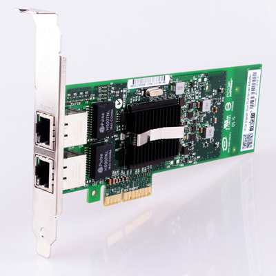 US $48 92 |Inte 82576EB Diskless Server Routing Software ROS ESXI5 PCI  Express Network Card PCI E Adapter 2 Gigabit Lan Por Ethernet Driver-in  Network