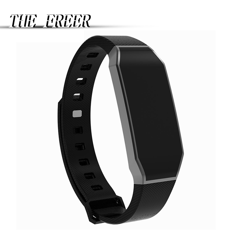 Women Men Smart Bracelet Watch Sport Waterproof blood pressure heart rate monitor blood oxygen Pedometer For Android IOS home care laser light therapy instrument wrist watch type reduce high blood pressure
