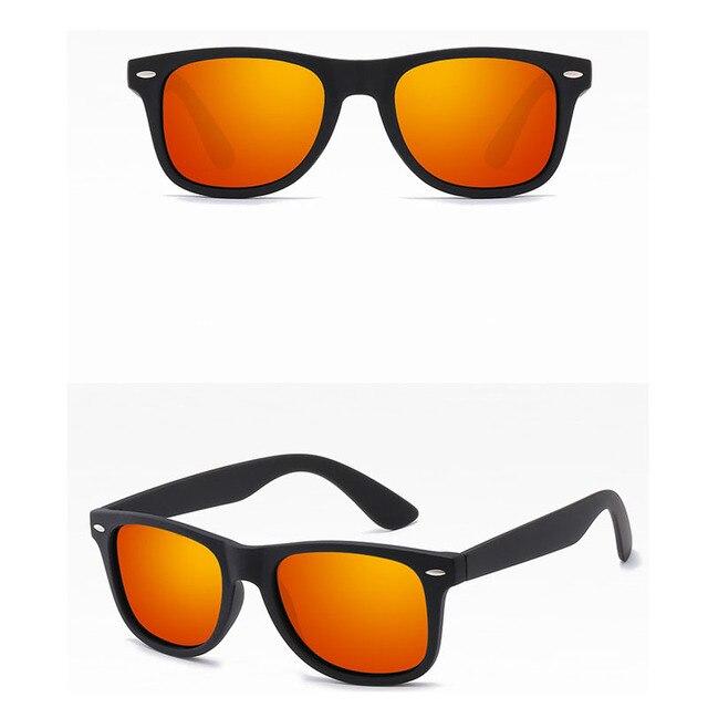 005a4906ac9d Fashion Sunglasses Men Polarized Sunglasses Men Driving Mirrors Coating  Point Goggles Black Frame Eyewear Male Sun Glasses UV400
