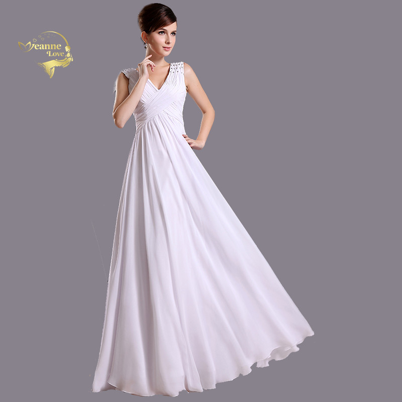 Vestido De Festa Longo Cheap Simple Sweet Wedding Dresses