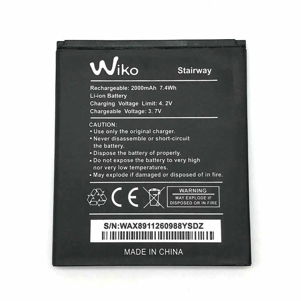 1 шт. высокое качество новый оригинальный аккумулятор Wiko stairway для мобильного