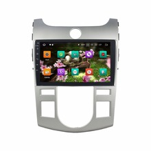 KLYDE 9″ 1 Din 8 Core Android 8.0 For KIA CERATO FORTE 2008-2012 AT Car Multimedia Player 1024*600 32GB Without DVD