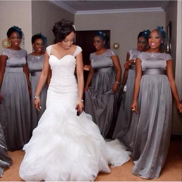 African fashion wedding dresses