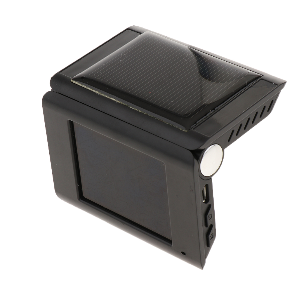 1 Set TPMS Car Tire Pressure Monitoring System 4Pcs Internal External Sensors Alarm For Universal Cars 3.11x2.16x0.43 Inch