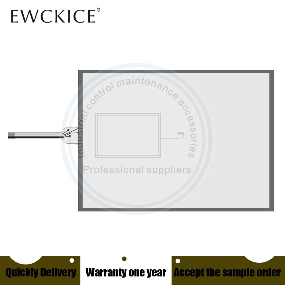 Nouveau qst104a075h qst 104a075h qst-104a075h HMI PLC écran tactile panneau membrane écran tactile