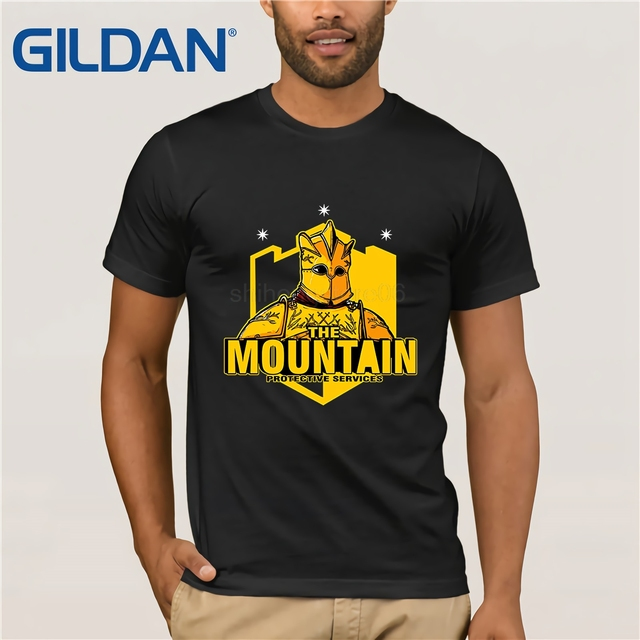 170c388acb GILDAN Print Prince T Shirt The Mountain Protective Services Gregor Clegane  Game of Thrones Men's T-Shirt