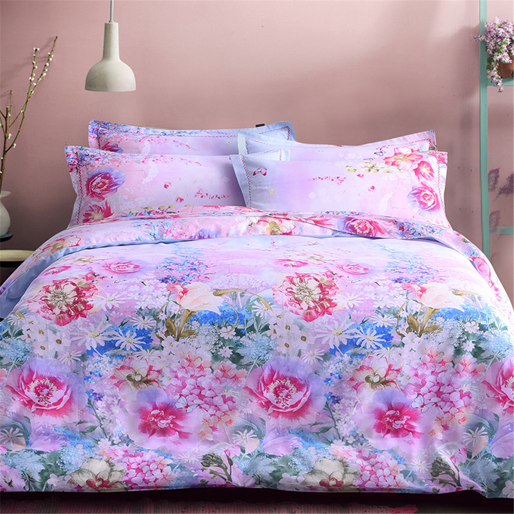 sets bed curtains bedding and country french fascinating images