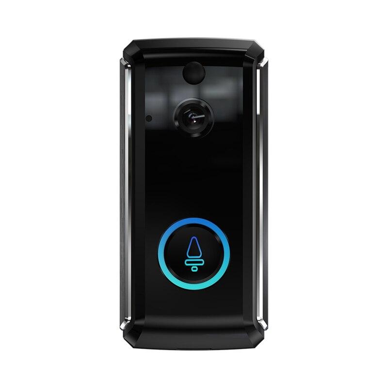 Smart Doorbell - Visual Doorbell Smart Wifi Intercom Doorbell Low Power Monitoring Doorbell Smart Voice Intercom Wireless Door
