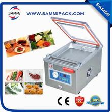 Factory Price Food Beans Fruit Vegetables Single Chamber Vacuum Packaging Machine with CE