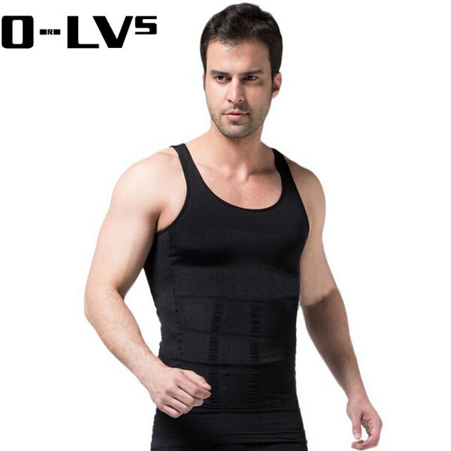 CMENIN Shapers Belt T-shirt Neoprene Shaper Men Slimming Vest Body Shaper Corset Waist Trainer Super Stretch Shapewear Hot S01