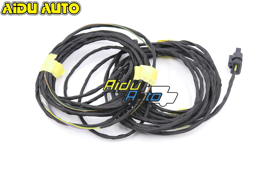 FOR VW Passat B8 Tiguan MK2 MQB CARS Easy Open Install harness Wire Cable in Cables Adapters Sockets from Automobiles Motorcycles