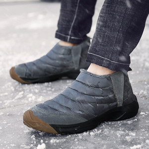 Image 5 - جديد الشتاء حذاء للسير مسافات طويلة الجلود في الهواء الطلق الأحذية الرحلات الدانتيل متابعة تسلق الرجال الصيد أحذية رياضية الرجال الذكور المشي