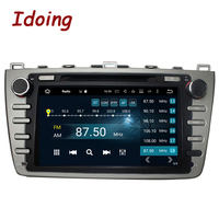 8001 2Din 8 Car GPS Navigation Android 5 1 Double Din 1080P Central Multimidia Com GPS