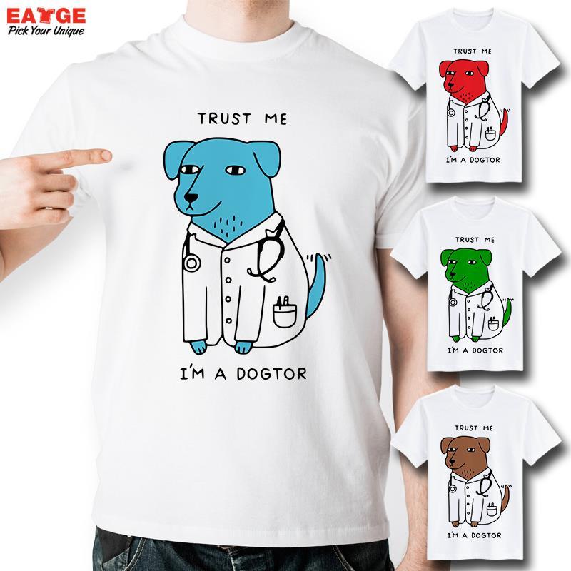 Trust Me I Am A Dog Doctor font b T b font font b Shirt b